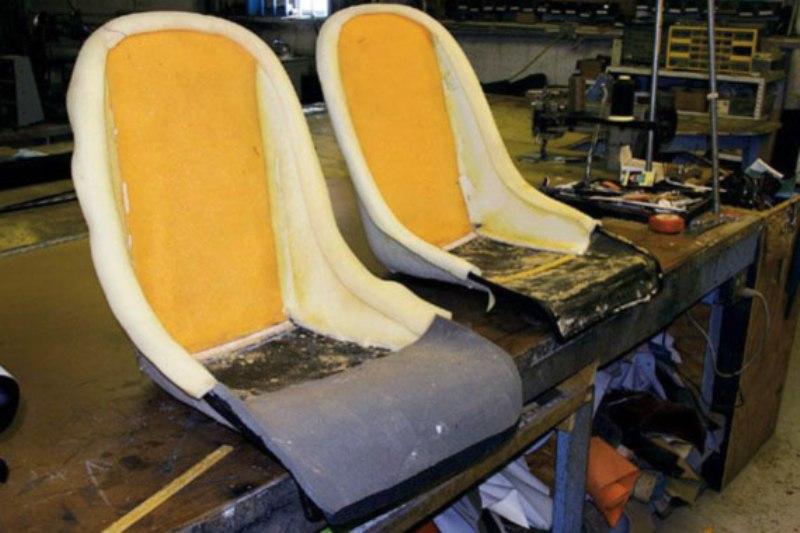 Изготовления автомобильных сидений своими руками